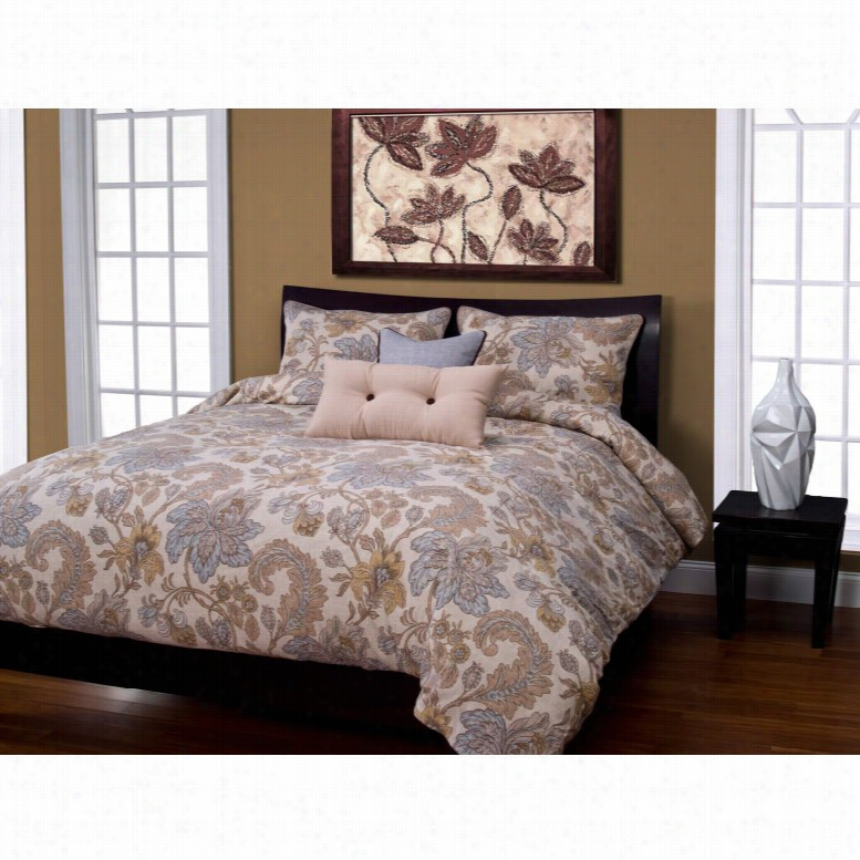 SIS Covers Isabella Duvet Set, Size: Twin