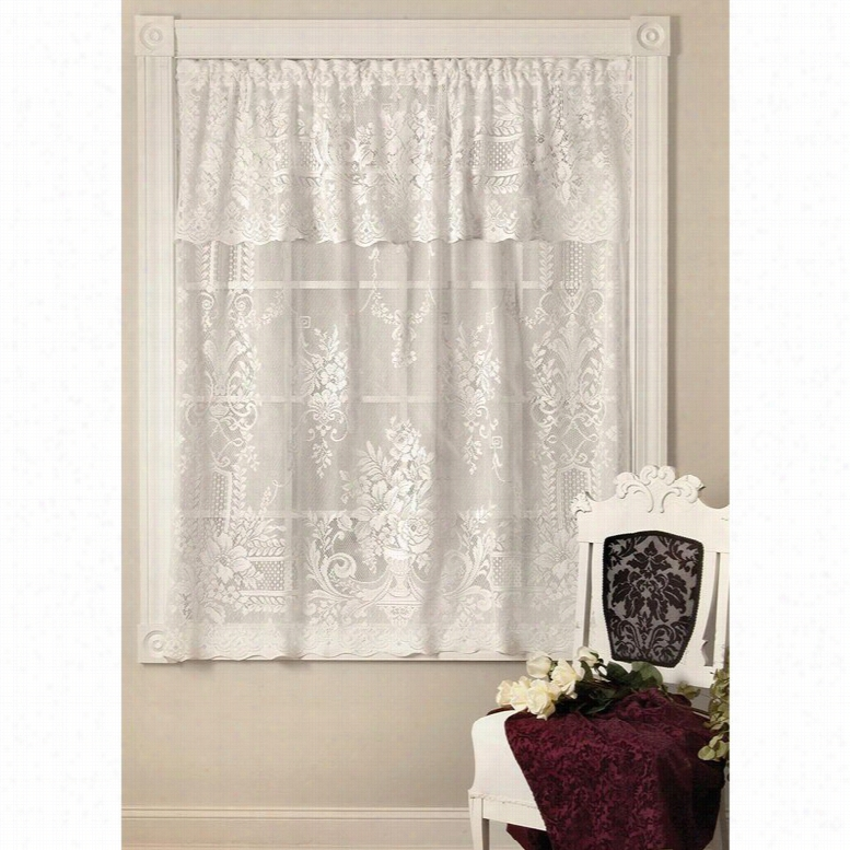 Downton Abbey by Heritage Lace Aristocrat Window Valance