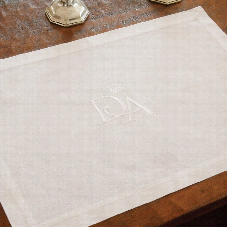 Downton Abbey by Heritage Lace Downton 14 x 20 in. Placemat