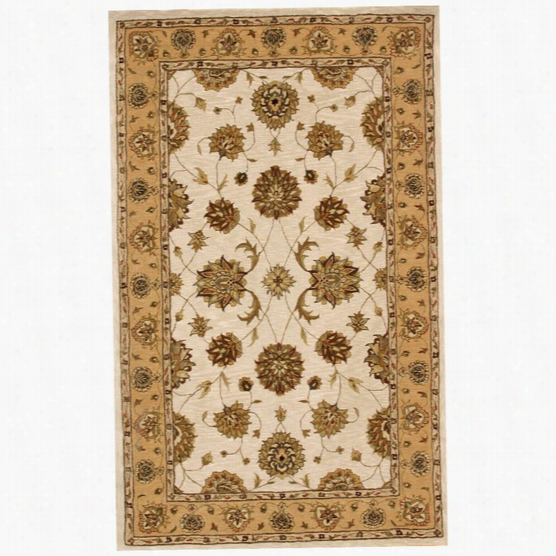 Dynamic Rugs Jewel 70230 Pom Persian Rug