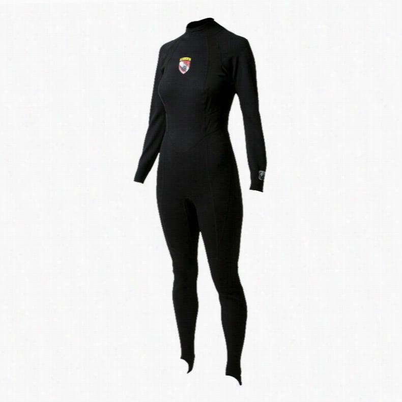 Body Glove Womens Insotherm Flatlock Fullsuit, Size: 41098