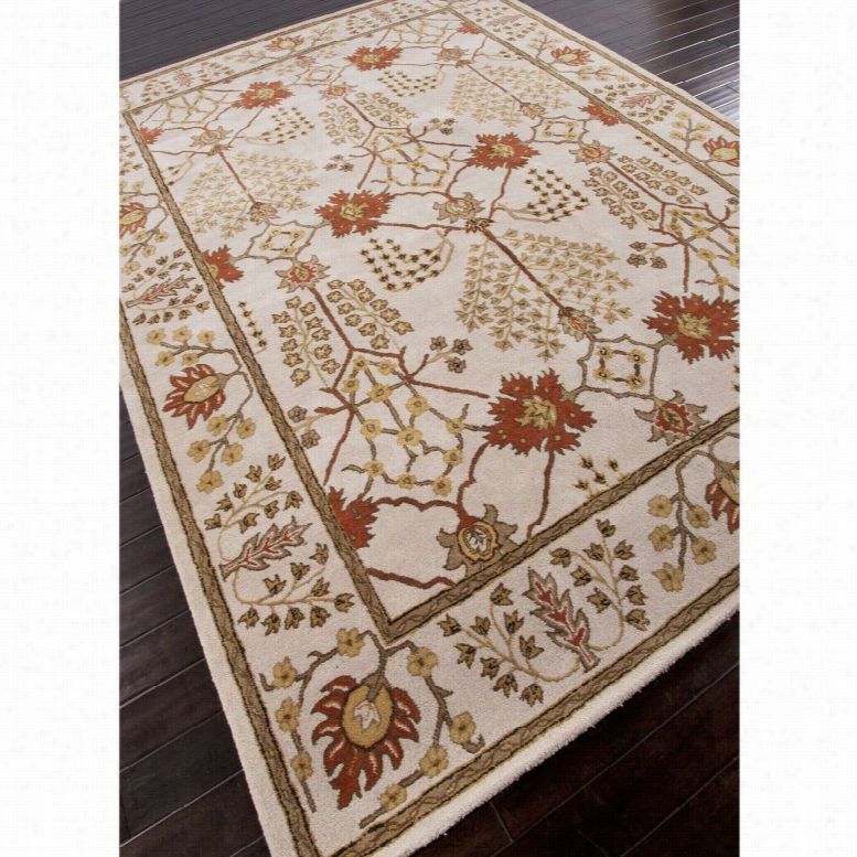 Jaipur Rugs Poeme Chambery Indoor Area Rug High-rise, Size: 9 x 12 ft.