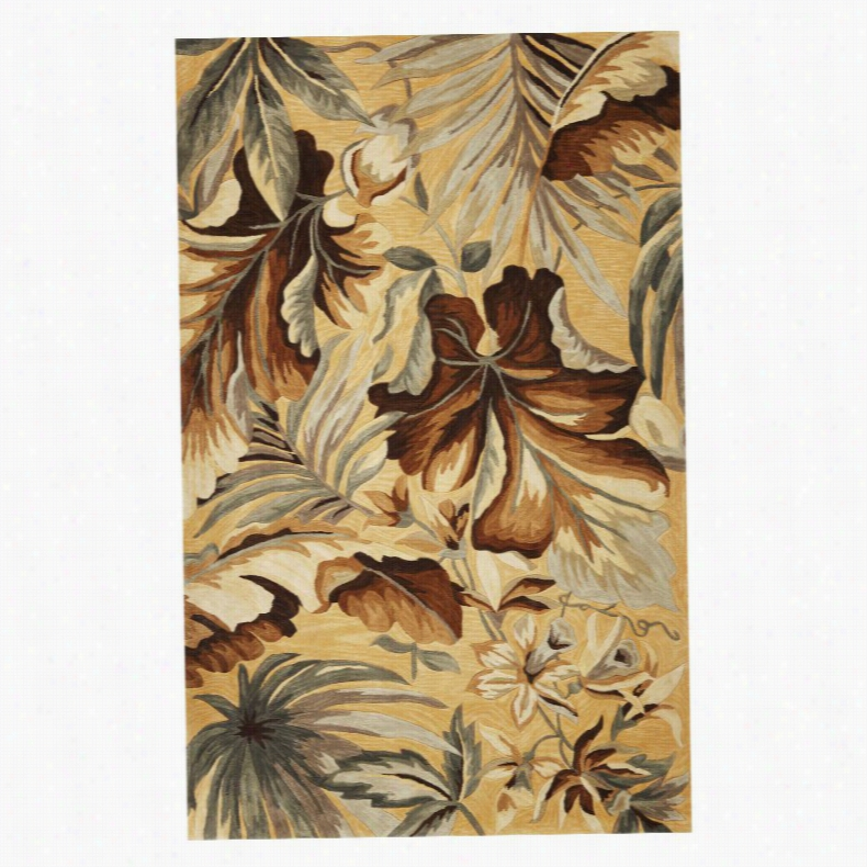 KAS Rugs Sparta Paradise Area Rug Beige, Size: 8.5 x 11.5 ft.