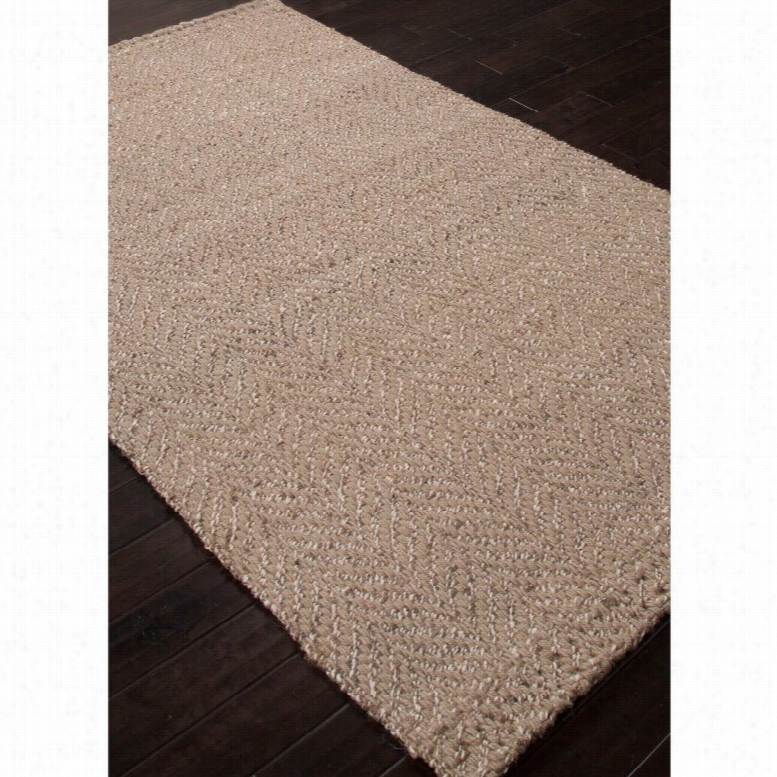 Jaipur Rugs Naturals Tobago Yoko Indoor Area Rug, Size: 8 x 10 ft.