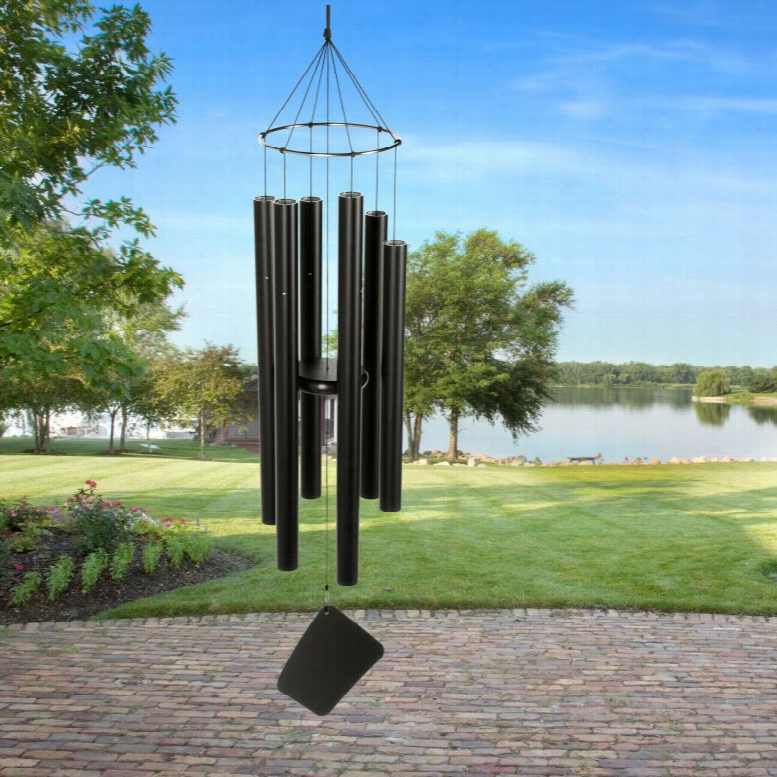 Music of the Spheres Whole Tone Mezzo 40 Inch Wind Chime