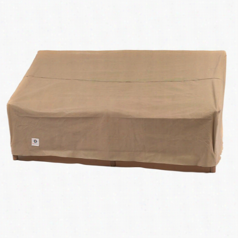 Duck Covers Essential Loveseat Cover, Size: 62 in.