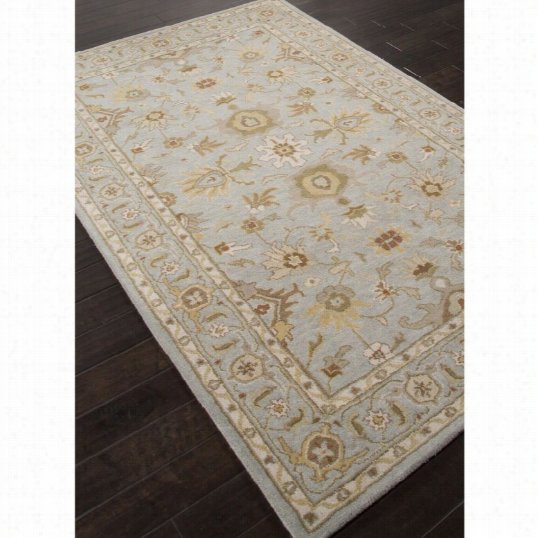 Jaipur Rugs Poeme Abralin Indoor Area Rug Pussywillow Gray, Size: 9 x 12 ft.