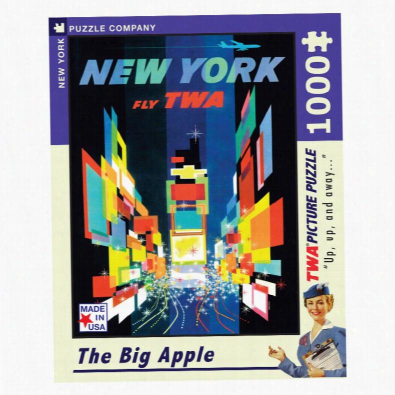 New York 1000 Piece Jigsaw Puzzle