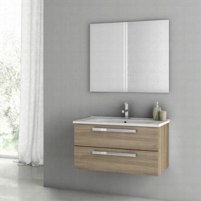ACF by Nameeks ACF DA02-SO Dadila 33-in. Single Bathroom Vanity Set