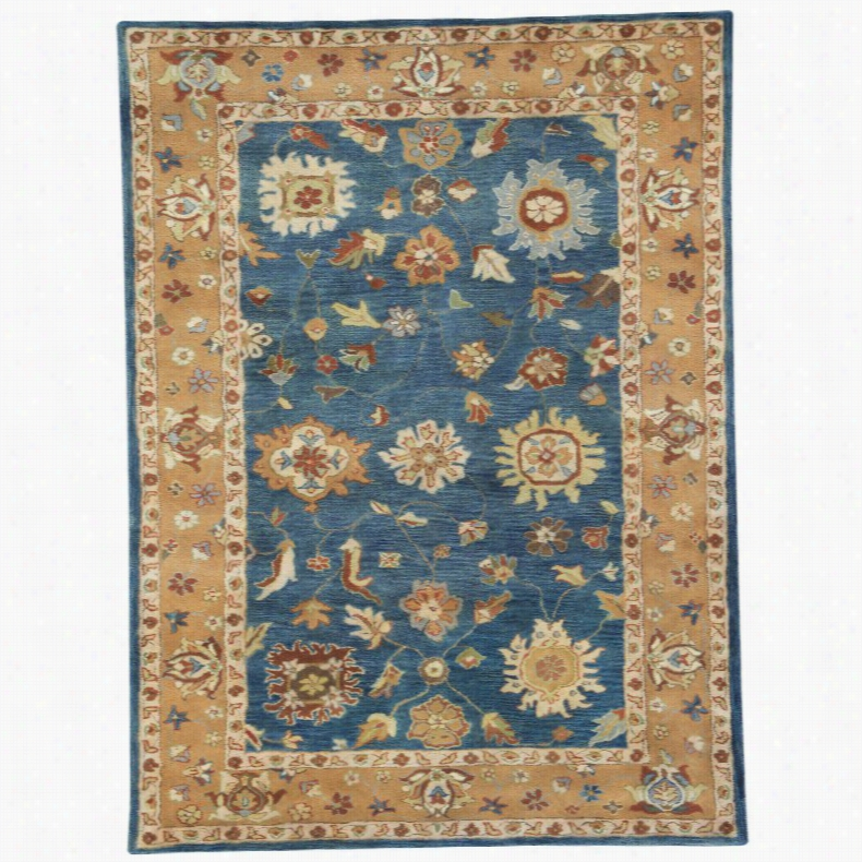 Dynamic Rugs Charisma 1409 Reverse Border Persian Rug