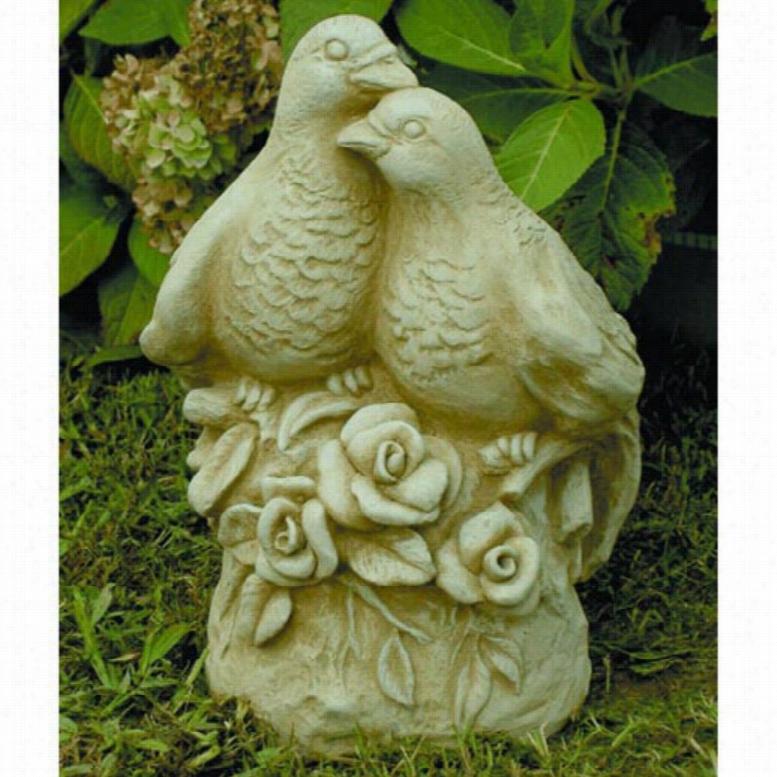 Love Birds Garden Statue