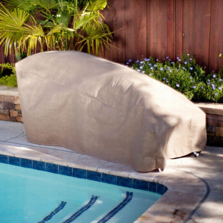 Duck Covers Elite Chaise Lounge Cover with Optional Rechargeable Inflator, Size: 86L x 34W x 32H in.