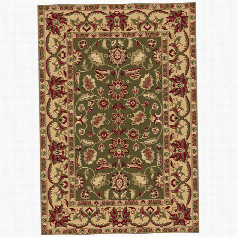 Dynamic Rugs Shiraz 51006 Envoy Persian Rug