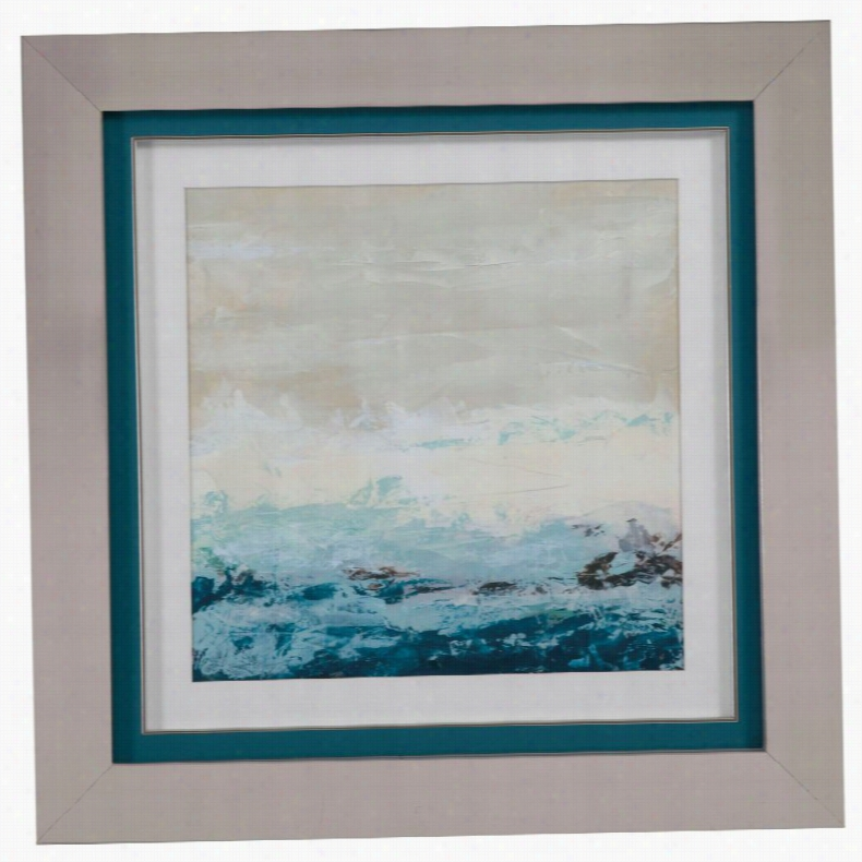 Bassett Mirror Coastal Currents I Wall Art