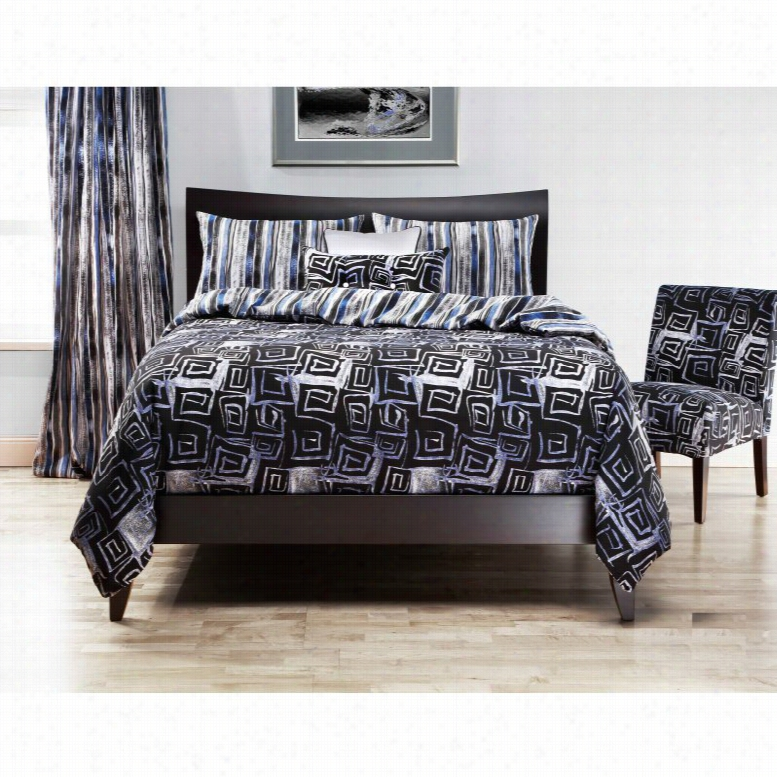SIS Covers Cosmotech Duvet Set, Size: California King