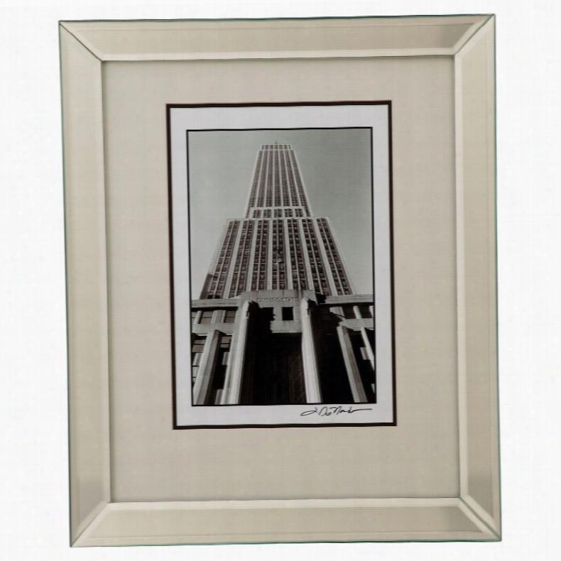 Bassett Mirror Empire State Building I Framed Art