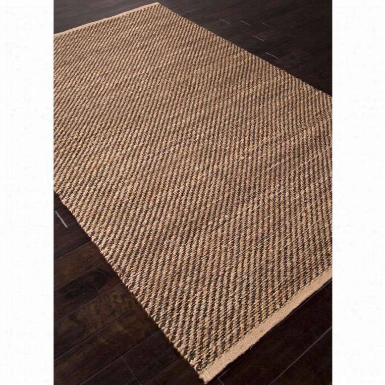 Jaipur Rugs Himalaya Diagonal Weave Indoor Area Rug Doe, Size: 8 x 10 ft.