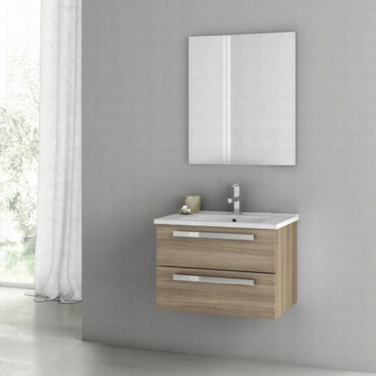ACF by Nameeks ACF DA01-SO Dadila 24-in. Single Bathroom Vanity Set