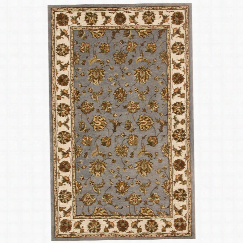 Dynamic Rugs Jewel 70231 Herati Persian Rug