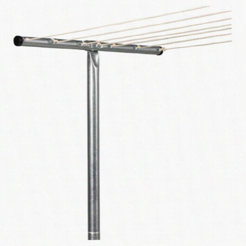 Household Essentials T-2050 4 Piece Clothesline Pole