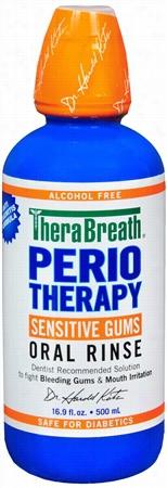 Dr. Katz Perio Therapy Gum Care Oral Rinse 16.90 oz