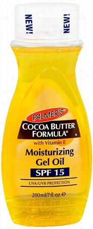 Palmer's Cocoa Butter Formula Moisturizing Gel Oil SPF, 15 7