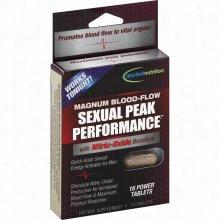 Applied Nutrition Sexual Peak Performance, Magnum Blood-Flow