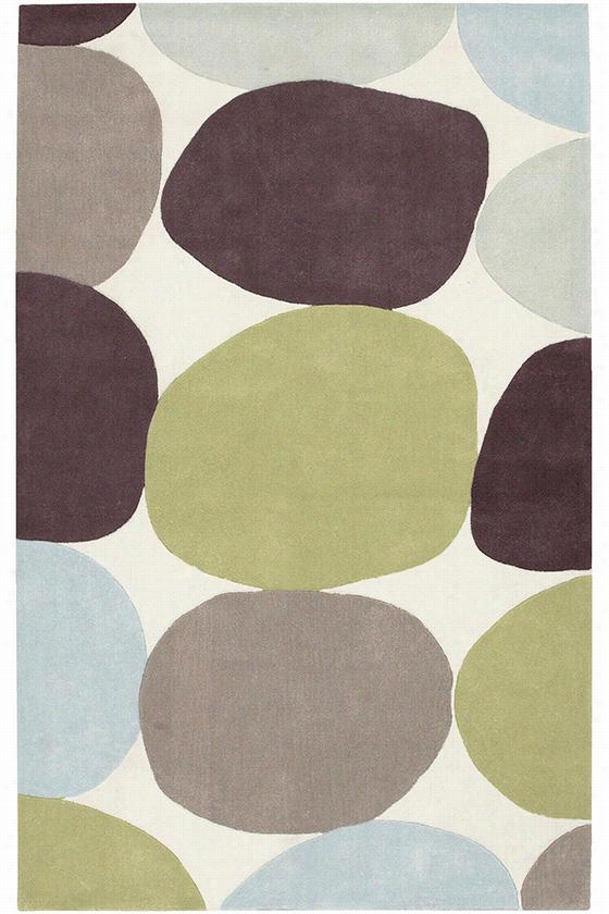 Dorothy Area Rug - 8'X11', Lime Green