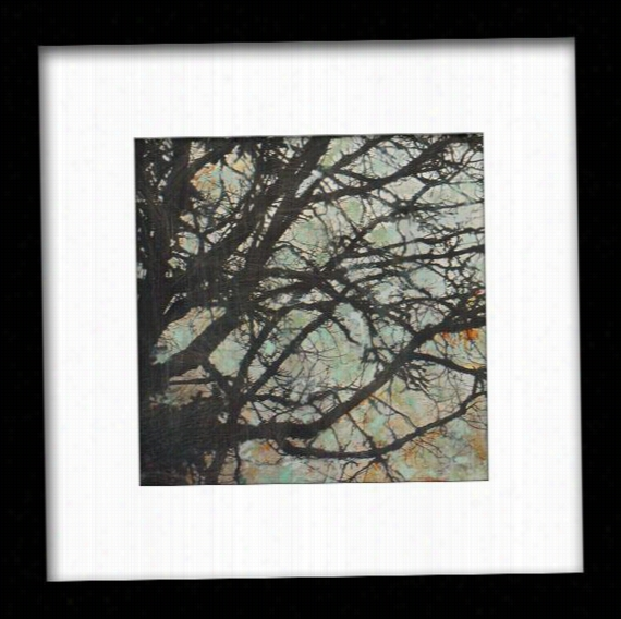 Enchanted I Framed Wall Art - I, Matted Black