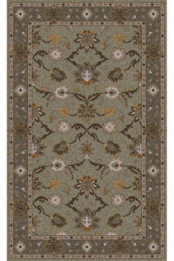 Olivia Area Rug - 9'X12', Dusty