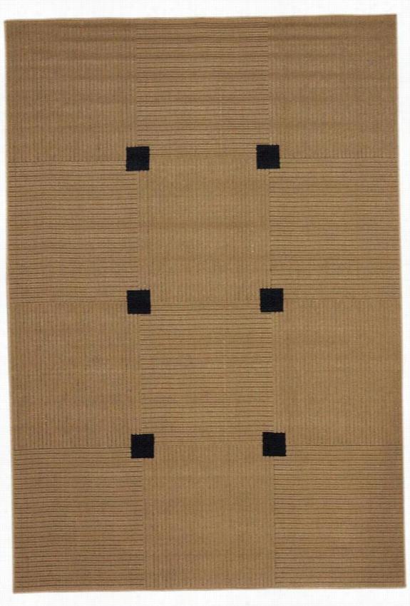 "Oriental Weavers Hana I Area Rug - 3'7""X5'6"", Beige"
