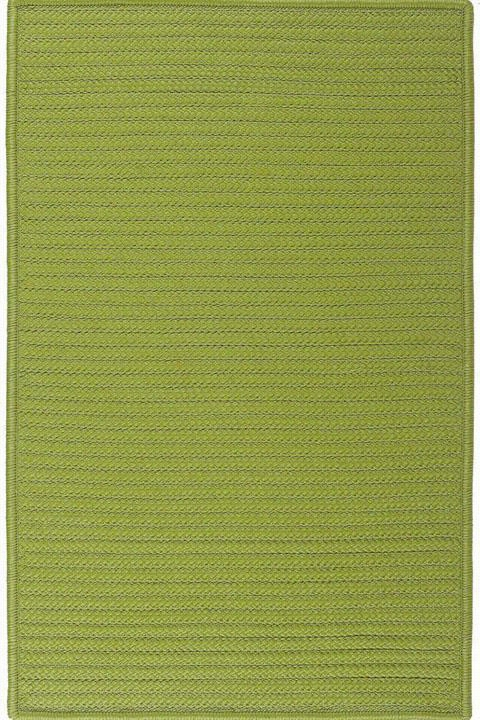Solid Area Rug - 12'X15', Green