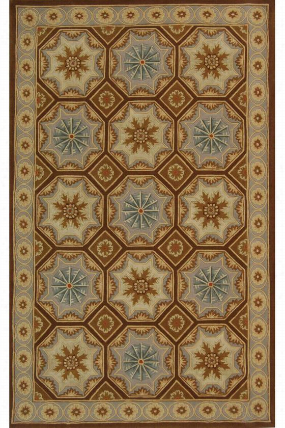 Tarchamps Area Rug - 5'X8', Ivory