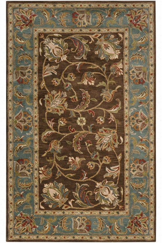 Hurdsfield Area Rug - 9'X12', Brown