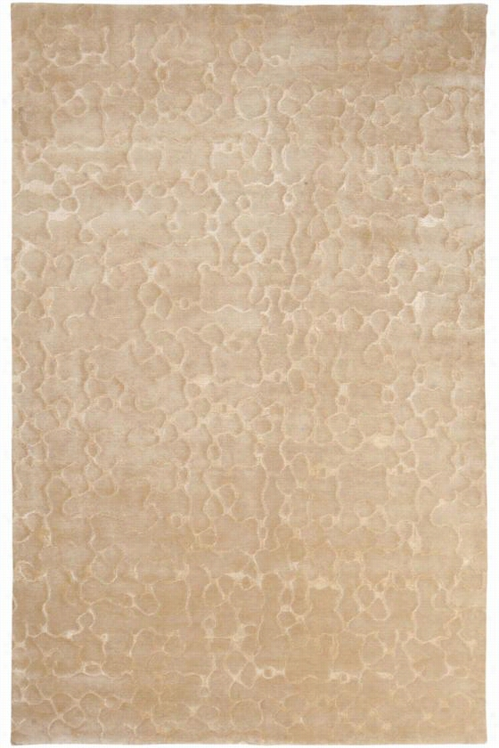 Milania Area Rug - 5'X8', Mustard Yellow