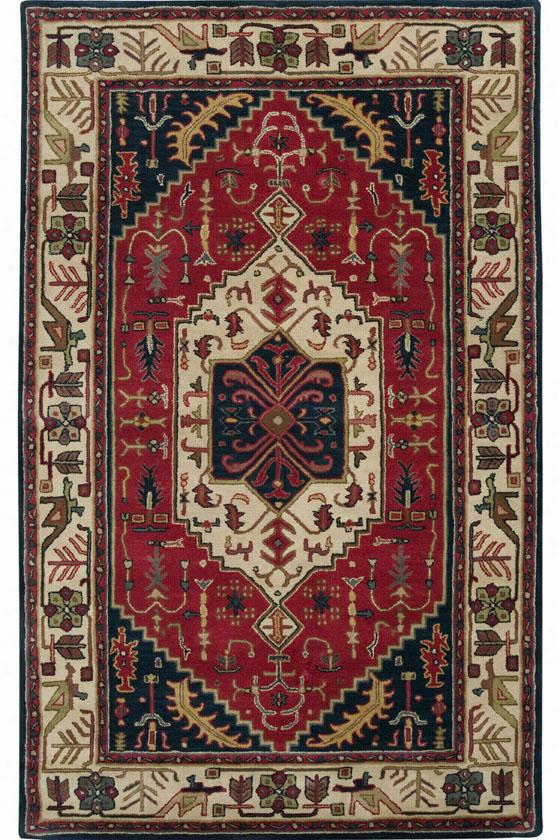 Empire Iii Area Rug - 8X11, Beige
