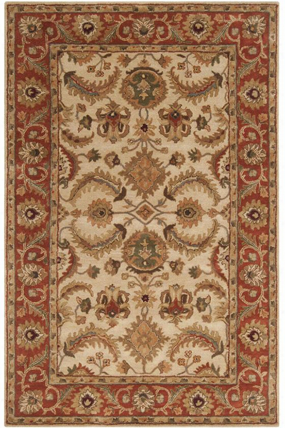 Hannover Area Rug Ii - 8'X11', Ivory
