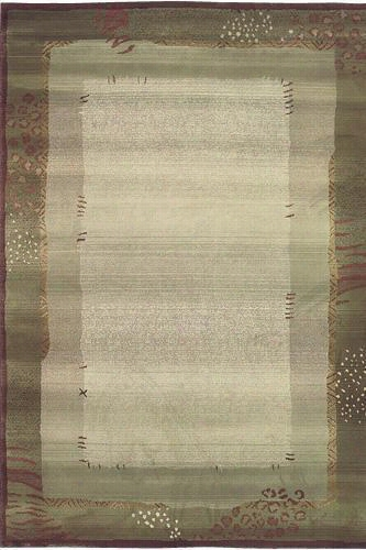 "Oriental Weavers Mantis Area Rug - 9'9""X12'2"", Multi"