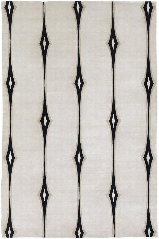 Elma Area Rug Ii - 5'X8', Winter White