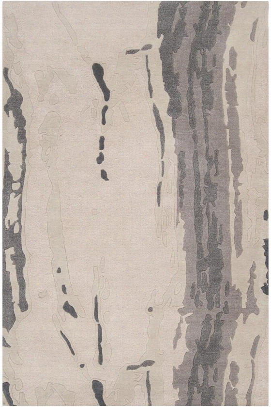 Pisa Area Rug Ii - 8'X11', Winter White