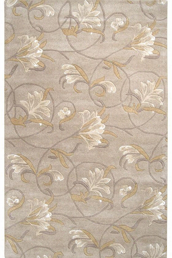 Whispy Area Rug - 8X11, Beige