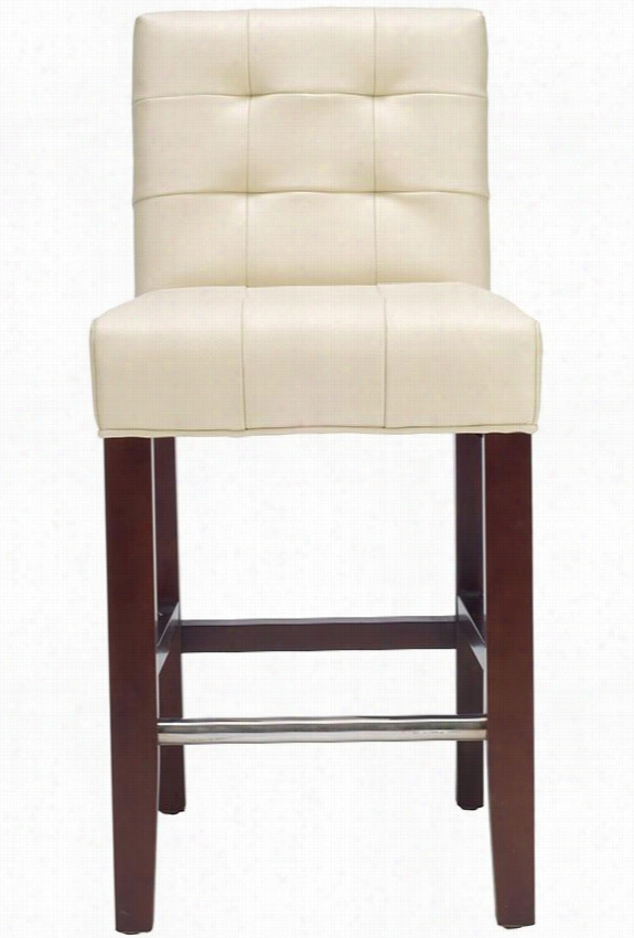 Autumn Counter Stool - Counter Stool, Ivory