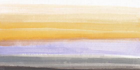 """Evening Sky Wall Art - 18""""Hx36""""Wx1.5""""D, Norman Wyatt, Jr"""