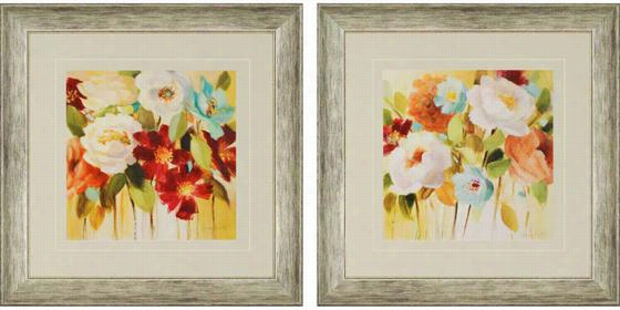 Promise Of Giverny Wall Art - Set Of 2 - Set Of 2, Lanie Loreth