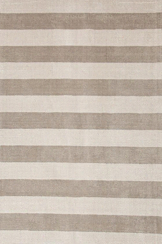 Sparta Wool Area Rug - 2'X3', Ashwood