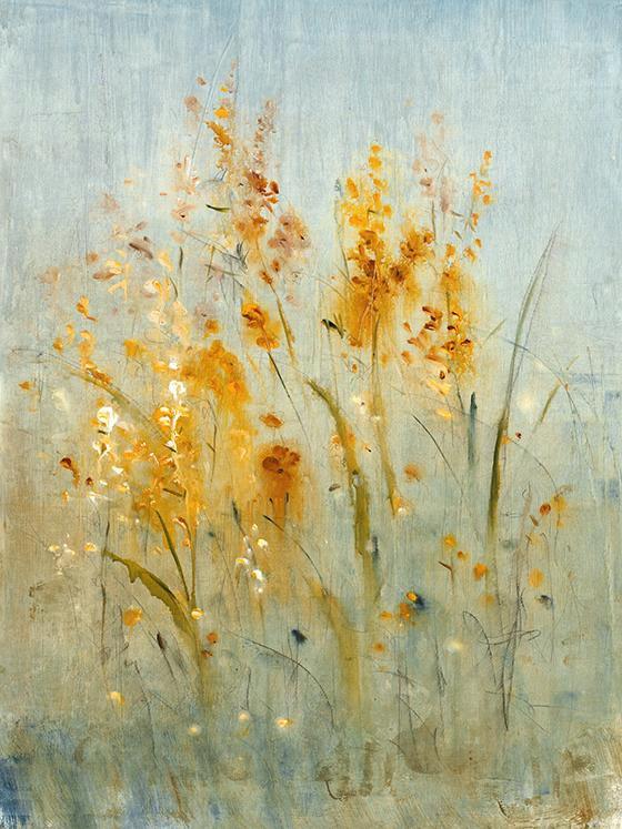 Spray Of Wildflowers Wall Art - Spray Of Wildfl, Timothy O'toole