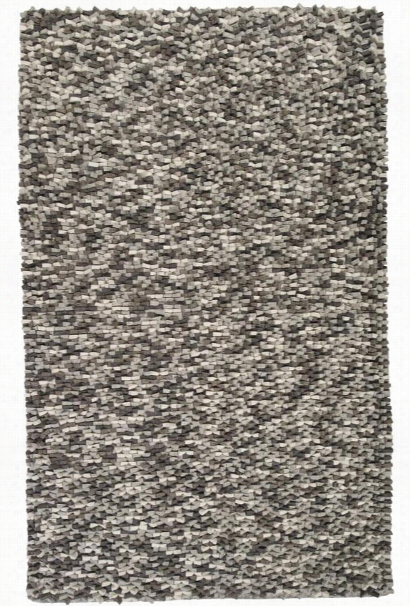 Knox Area Rug Ii - 8'X10', Charcoal Gray