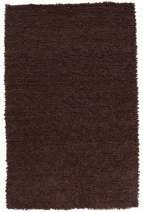 Cumulous Area Rug - 5'X8', Coffee Bean