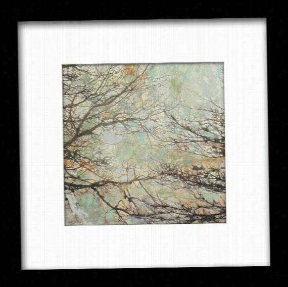 Enchanted Ii Framed Wall Art - Ii, Matted Black