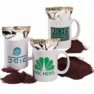 Arise Coffee Mug w/ One Pot Coffee Pack